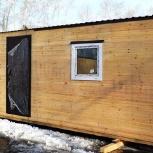 Дачные утепленные домики из вагонки., Тюмень