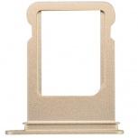 Лоток сим (SIM) карты iPhone 6 Plus золотой, Тюмень