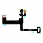 Шлейф боковой iPhone 6 Plus + кнопка включения + микрофон + вспышка, Тюмень