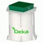 Автономная канализация BioDeka-15 C-800, Тюмень