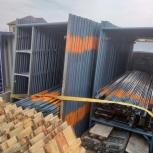 Леса строительные, аренда и доставка в Тюмени, Тюмень