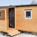 Садовые домики с обшивкой из вагонки или металлосайдинга., Тюмень