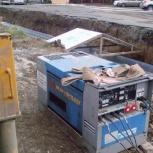 Аренда, прокат, услуги Сварочный генератор Denyo dcw-480esw в Тюмени, Тюмень