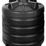 Бак для воды Aquatec ATV-1500 С Поплавком Черный, Тюмень