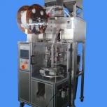 Автомат для фасовки чая в пирамидки, Тюмень