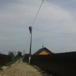 Строительство и реконструкция ЛЭП, Тюмень