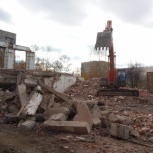 Планировка, демонтаж, снос зданий, Тюмень