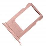 Лоток сим (SIM) карты iPhone 7 Plus розовый, Тюмень