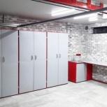 Мебель для гаража в комплекте (верстак, шкафы), Тюмень
