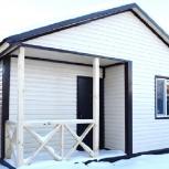 Дачный дом 6 м х 6 м с зимним утеплением., Тюмень