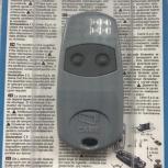 Пульт для ворот шлагбаума Брелки пульты CAME Top-432 EE, Тюмень