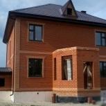 Строительство домов, коттеджей под ключ, Тюмень