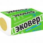 Базальтовый утеплитель Эковер Фасад Декор 1000х600, Тюмень
