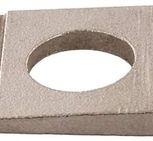 Шайба Ф17,5(М16) квадратная косая DIN 434 для швеллеров, Тюмень