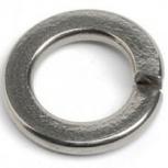 Шайба — гровер Ф18 DIN 127 пружинная волнистая, Тюмень