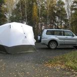Палатка Куб 2,5х2,5х2,3, 6-ти местн, Тюмень