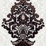 Плитка Декор Керамин  400х275 Черный, Тюмень