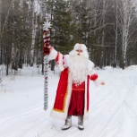 Дед Мороз и Снегурочка на дом., Тюмень