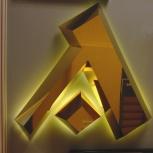Изготовление объемных букв, Тюмень