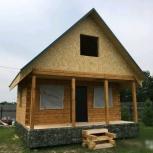 Дачный дом из бруса, Тюмень