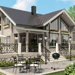 Строительство дома в Белгородской области, Тюмень