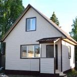 Двухэтажный дачный дом 5,5 м х 5,5 м., Тюмень