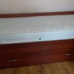 Кровать с матрасом, Тюмень