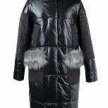 """Пальто женское демисезонное """"Amalgama"""", Тюмень"""