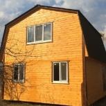 Двухэтажный дачный дом 6 м х 6 м общей площадью 64 м2., Тюмень