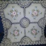 Салфетка большая декоративная новая или мини скатерть, Тюмень