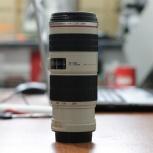 Canon EF 70-200mm F4.0 L IS USM, Тюмень