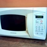 Микроволновая печь Daewoo Свч 700 Вт 20л. частник, Тюмень