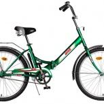 Велосипед АИСТ складной 24-201, Тюмень
