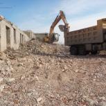 демонтаж снос зданий, Тюмень
