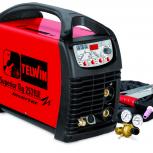 Сварочный аппарат Telwin Superior Tig 252 AC/DC-HF/LIFT VRD+ACC, Тюмень