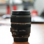 Canon EF-S 17-85mm F4-5.6 IS USM, Тюмень