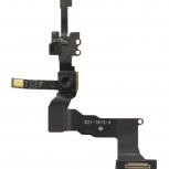 Шлейф верхний iPhone 5C + фронтальная камера + датчик приближения, Тюмень