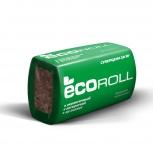 Минераловатный утеплитель Ecoroll Мини 1000х610х50, Тюмень