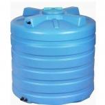 Бак для воды Aquatec ATV 1500 С Поплавком Синий, Тюмень