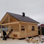 Строительство домов из бруса, Тюмень