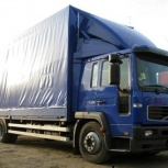 Грузоперевозки до 10 тонн, 45 м.куб, город/межгород, Тюмень