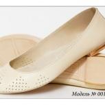 Новые туфли. Натуральная кожа. Размер 36, Тюмень