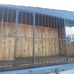 Металлические кованые вольеры для собак в Тюмени, Тюмень