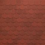 Гибкая черепица Tegola Nordland Антик Красный с от, Тюмень