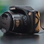 Цифровой фотоаппарат Canon PowerShot SX520HS, Тюмень