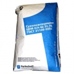 Цемент Сухоложский ЦЕМ II/А-Ш 32,5Б (ПЦ-400 Д20) 5, Тюмень