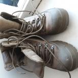 Военный ботинки, Тюмень