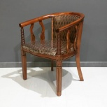Чайное кресло с подлокотниками В-5 в гостиную,  спальню или на кухню, Тюмень