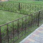 Садовые заборы, палисадники, забор дорожек в Тюмени, Тюмень