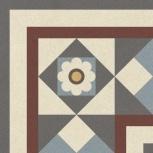 Плитка Декор Gracia Ceramica  200х200 Серый, Тюмень